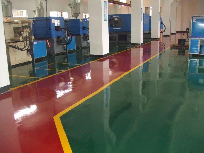 對于企業來說環氧地坪和地板磚哪個更好?